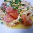 炒蛋西紅柿(卵とトマトの炒めもの)